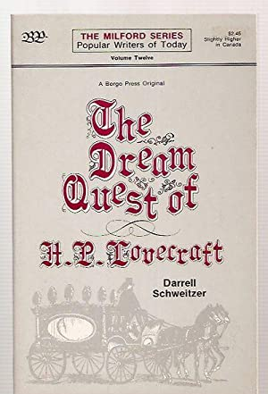 THE DREAM QUEST OF H. P. LOVECRAFT: Lovecraft, H. P.)