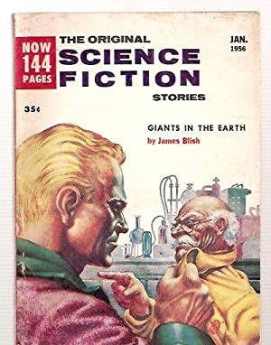 THE ORIGINAL SCIENCE FICTION STORIES JANUARY 1956: The Original Science