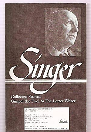 the characterization of the protagonist in gimpel the fool a short story by isaac bashevis singer If there is such a thing as an essential short story collection, this is it harold bloom sighed once that reading him was a necessary obligation, which doesn't.