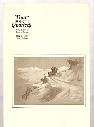 FOUR QUARTERS VOLUME 4, NUMBER 1, SECOND: Four Quarters) Keenan,