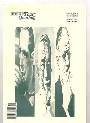 FOUR QUARTERS VOLUME 7, NUMBER 1, SECOND: Four Quarters) Keenan,