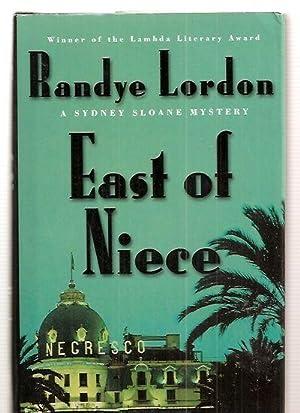 EAST OF NIECE: A SYDNEY SLOANE MYSTERY: Lordon, Randye [Dust