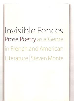 Invisible fences : prose poetry as a genre in French and American literature