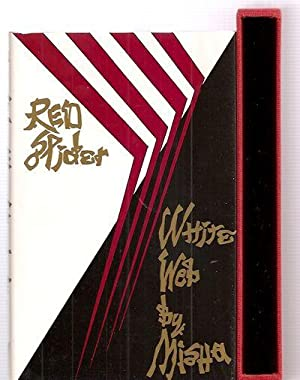RED SPIDER WHITE WEB: Misha [illustrated by