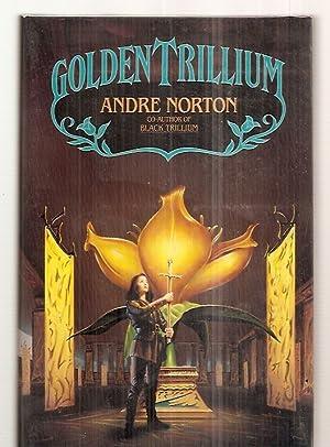 GOLDEN TRILLIUM: Norton, Andre [endpaper