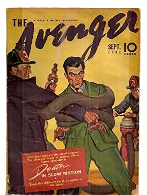 THE AVENGER SEPTEMBER 1941 VOL. III NO. 6