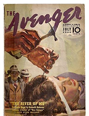 THE AVENGER JULY 1940 VOL. II NO. 5