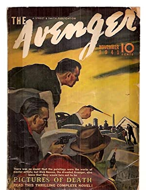 THE AVENGER NOVEMBER 1941 VOL. IV NO. 1