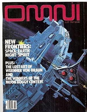 OMNI MAGAZINE JULY 1987 VOL. 9 NO.: Omni) [Bob Guccione,