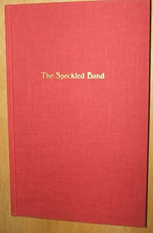 THE SPECKLED BAND [THE CASE FILES OF: Roden, Christopher and