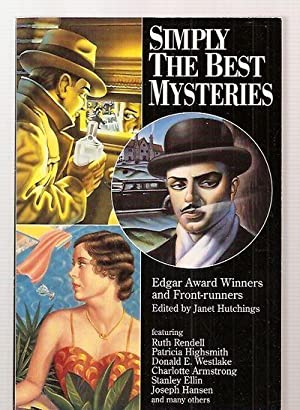 SIMPLY THE BEST MYSTERIES: EDGAR AWARD WINNERS: Hutchings, Janet (edited
