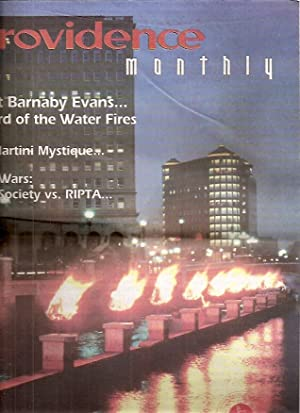 PROVIDENCE MONTHLY MAGAZINE AUGUST 1997 ISSUE #9: Providence Monthly Magazine)