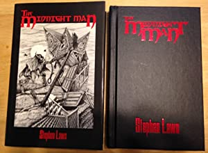 THE MIDNIGHT MAN: THE SHORT FICTION OF: Laws, Stephen [Dust