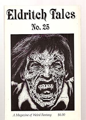 ELDRITCH TALES VOLUME EIGHT NUMBER ONE [WHOLE: Eldritch Tales) Burnham,