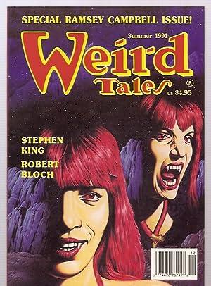 WEIRD TALES: THE UNIQUE MAGAZINE SUMMER 1991: Weird Tales) [Ramsey