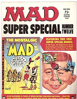 MAD SUPER SPECIAL NUMBER TWELVE [with] THE: Mad Magazine) William