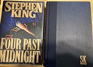 FOUR PAST MIDNIGHT: King, Stephen [Dust