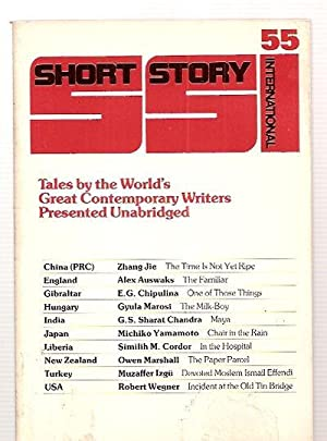 SHORT STORY INTERNATIONAL #55 [VOLUME 10 NUMBER: Short Story International)