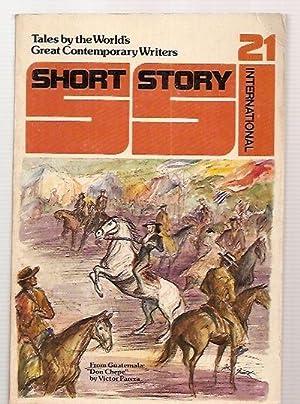 SHORT STORY INTERNATIONAL #21 [VOLUME 4 NUMBER: Short Story International)