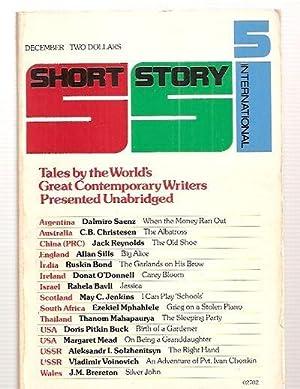SHORT STORY INTERNATIONAL VOLUME 1 #5 DECEMBER: Short Story International)