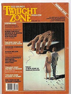 ROD SERLING'S THE TWILIGHT ZONE MAGAZINE APRIL: The Twilight Zone