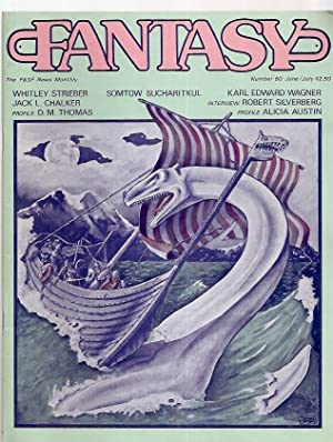 FANTASY NEWSLETTER JUNE / JULY 1983 VOL.: Fantasy Newsletter) [edited