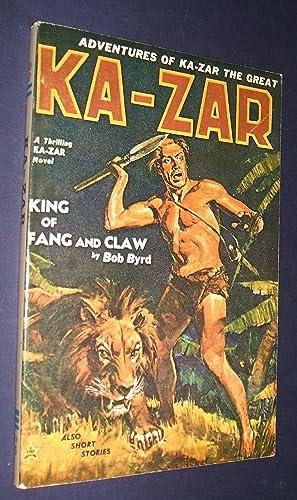 KA-ZAR: ADVENTURES OF KA-ZAR THE GREAT VOL.: Bob Byrd, Anatole