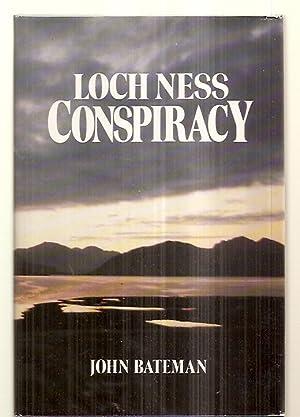 LOCH NESS CONSPIRACY: Bateman, John [Dust