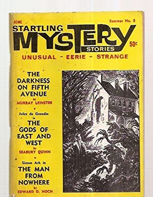 Startling Mystery Stories Volume 1 Number 5 - Summer 1967 - Whole Number 5