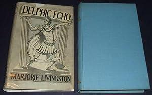 Delphic Echo: Livingston, Marjorie