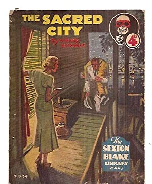 The Sacred City [Sexton Blake Library #443 New Series]