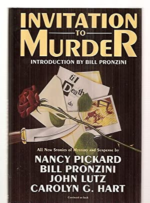INVITATION TO MURDER: ALL NEW STORIES OF: Gorman, Ed and