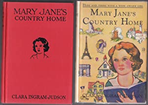 Mary Jane's Country Home: Clara Ingram Judson