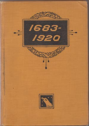 """1683-1920"""" the Fourteen Points and What Became: Schrader Frederick Franklin"""