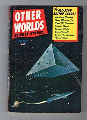 Other Worlds Science Fiction for June 1952 Issue #19