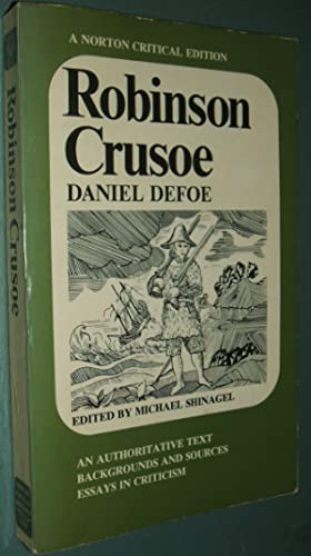 critical analysis of robinson crusoe Daniel defoe achieved literary immortality when, in april 1719, he published  robinson crusoe it dared to challenge the political, social, and economic status .