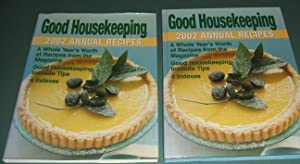 Good Housekeeping 2002 Annual Recipes