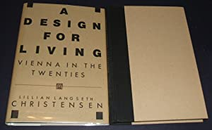 A Design for Living Vienna in the Twenties