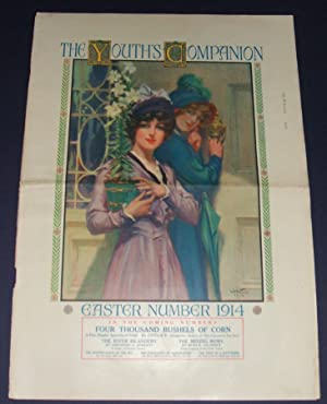 1914 Easter Number of the Youth's Companion Magazine
