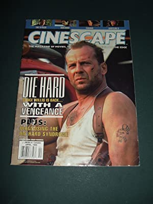 Cinescape April 1995 Vol 1 No. 7
