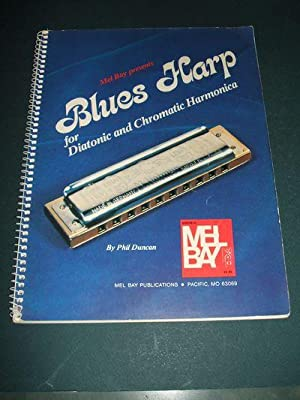 Blues Harp for Diatonic and Chromatic Harmonica