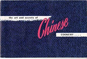 1949 La Choy Advertising Cookbook the Art and Secrets of Chinese Cookery