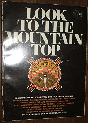 Look to the Mountain Top Contemporary Authors: Iacopi Robert L.