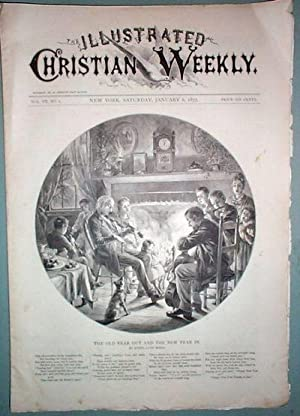 The Illustrated Christian Weekly Vol. VII No. I Saturday, January 6, 1877