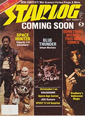 Starlog No. 70 May