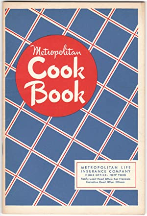 A Nice Vintage Issue of This Metropolitan Cook Book for 1948