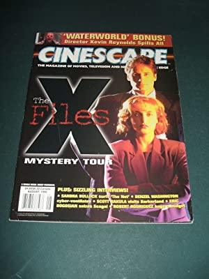 Cinescape August 1995 Vol 1 No. 11