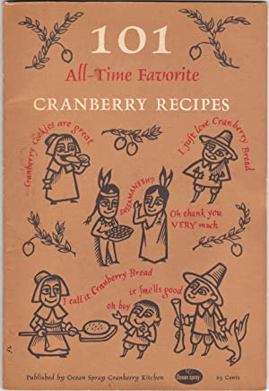 A Vintage Advertising Cookbook 101 all Time Favorite Cranberry Recipes