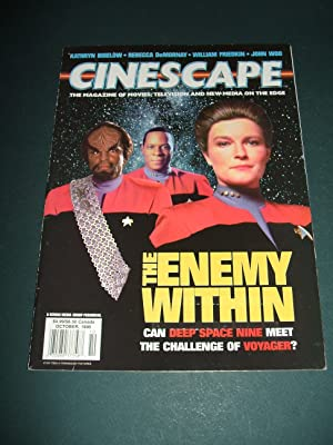 Cinescape October 1995