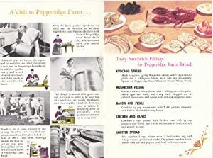 1958 Vintage Advertising Cookbook Old Fashioned Eating Pleasure